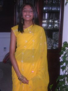 Picture of Hasita.