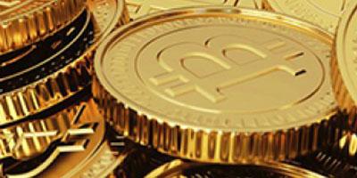 Some Bitcoins.