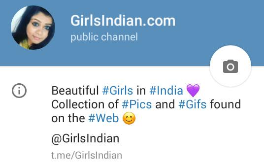 GirlsIndian Telegram Channel